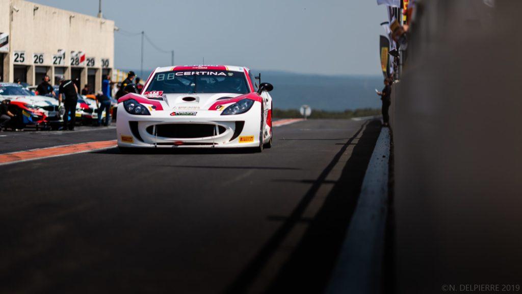 ARKADIA participe aux Lédenon GT SERIES 2019